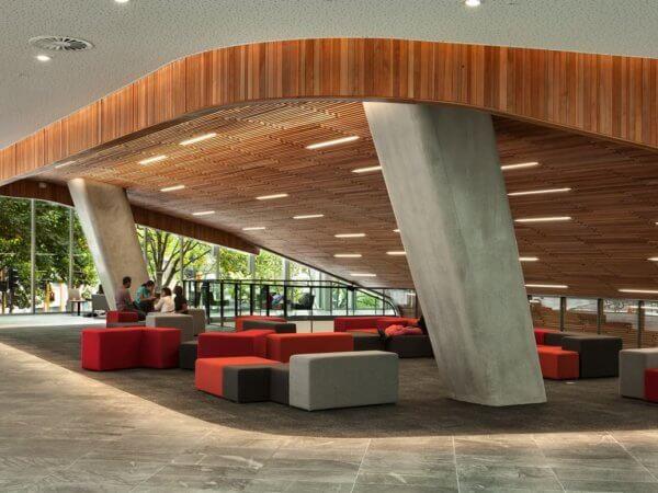 AUT University: The Sir Paul Reeves Building